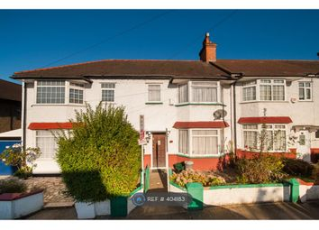 Thumbnail 4 bed terraced house to rent in Edenvale Road, Mitcham