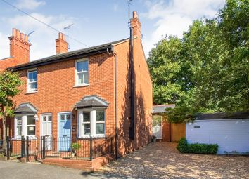 Thumbnail 2 bed semi-detached house for sale in Brook Street, Twyford, Reading