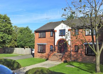 Thumbnail 2 bedroom flat for sale in Skelldale Close, Ripon