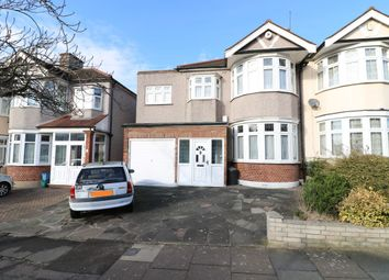 Thumbnail 5 bed semi-detached house for sale in Fowey Avenue, Ilford