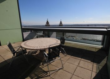 Thumbnail 4 bed flat to rent in Rumford Place, Liverpool
