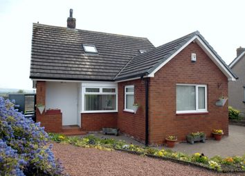 Thumbnail 4 bed detached bungalow for sale in Station Hill, Wigton, Cumbria