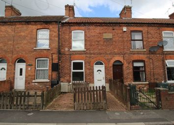 Thumbnail 2 bed terraced house for sale in Strawberry Road, Retford