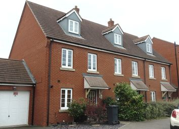 Thumbnail 3 bed semi-detached house to rent in Swaffer Way, Singleton, Ashford