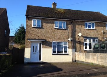 Thumbnail 3 bedroom semi-detached house to rent in Daventry Road, Harold Hill