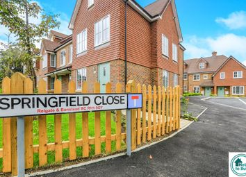 Thumbnail 3 bed terraced house for sale in Springfield Close, Salfords, Redhill
