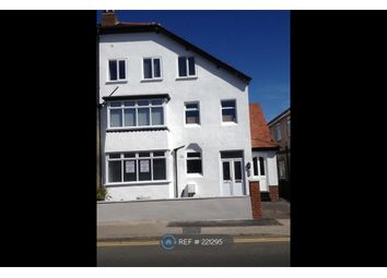 Thumbnail 1 bed flat to rent in Ellerbeck Road, Cleveleys