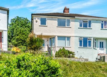 Thumbnail 3 bed semi-detached house to rent in Wycliffe Road, Plymouth