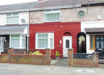 Thumbnail 3 bed terraced house for sale in Cherry Lane, Anfield, Liverpool