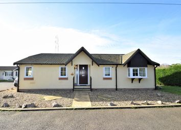 Thumbnail 2 bedroom detached bungalow for sale in The Firs, Rushbrooke Lane, Bury St Edmunds
