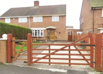 Thumbnail 3 bed semi-detached house for sale in Chilcote Close, Hall Green, Birmingham