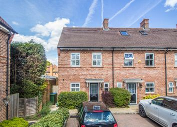 Thumbnail 3 bed end terrace house to rent in The Gallops, Esher