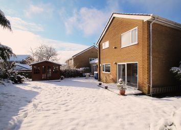 Thumbnail 3 bed detached house for sale in Sandown Road, Haslinden