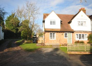 Thumbnail 3 bed cottage to rent in Abbots Morton, Worcester