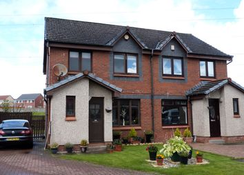 Thumbnail 3 bedroom semi-detached house for sale in Durban Avenue, Lindsayfield, East Kilbride
