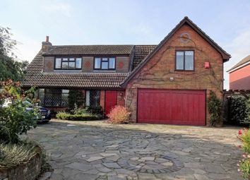Thumbnail 4 bed property for sale in Green Lane, Clanfield, Waterlooville