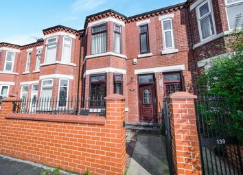 Thumbnail 4 bedroom terraced house for sale in Seedley Park Road, Salford, Greater Manchester