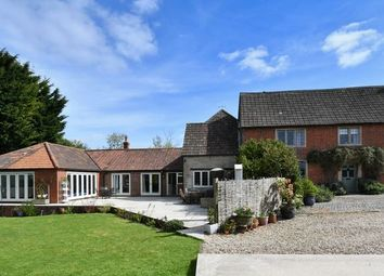 Thumbnail 5 bed detached house for sale in Main Road, Cherhill, Calne
