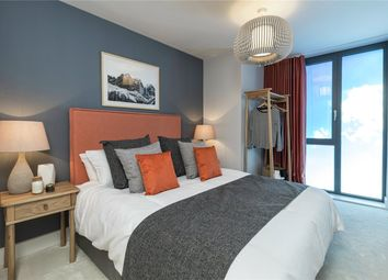 Thumbnail 1 bed flat for sale in London Square, Staines-Upon-Thames, Surrey
