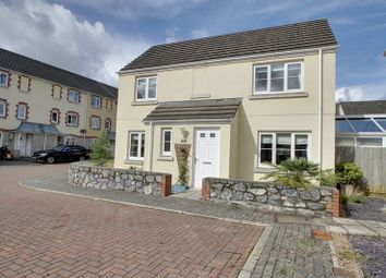 Thumbnail 3 bed detached house for sale in Auctioneers Close, Plympton, Plymouth