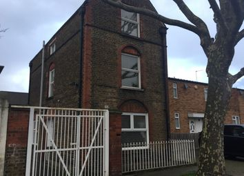 Thumbnail 4 bed flat to rent in Dunston Road, London