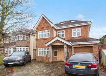 Thumbnail 5 bed detached house to rent in Rushdene Road, Pinner, Middlesex