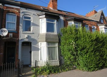 Thumbnail 3 bed terraced house for sale in May Street, Hull