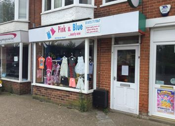Retail premises for sale in The Drift, Nacton Road, Ipswich IP3