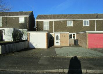 Thumbnail 3 bed end terrace house to rent in Stroma Way, Nuneaton, Warwickshire