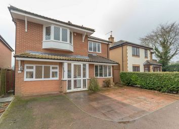 Thumbnail 4 bedroom detached house for sale in Chequers Close, Briston, Melton Constable