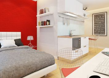 Thumbnail 1 bedroom flat for sale in Richmond Row, Liverpool