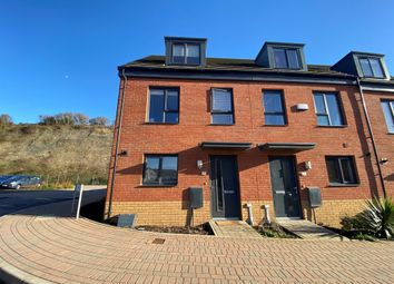 Thumbnail 3 bed end terrace house for sale in Ffordd Y Dociau, Barry