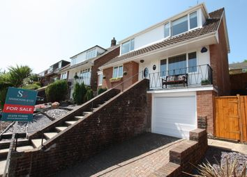 Thumbnail 3 bed detached house for sale in Eldred Avenue, Brighton