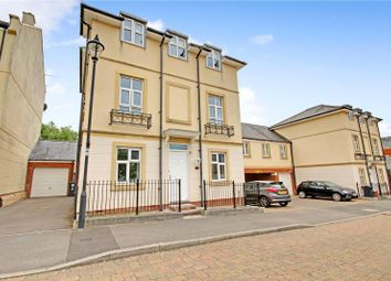 Thumbnail 4 bed link-detached house for sale in Britten Road, Redhouse, Swindon, Wiltshire