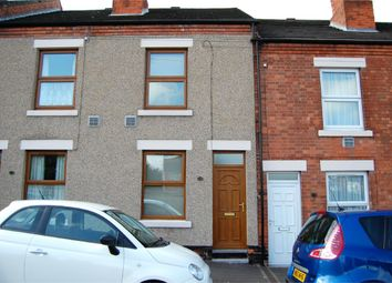 Thumbnail 2 bed terraced house to rent in Burr Lane, Ilkeston, Derbyshire