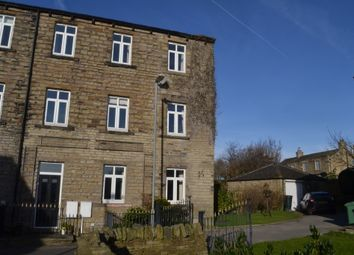 Thumbnail 4 bed cottage for sale in Stead Gate, Shelley, Huddersfield, West Yorkshire
