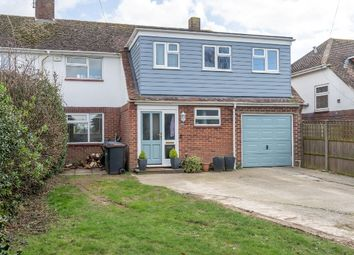 4 bed semi-detached house for sale in Pagham Road, Pagham, Bognor Regis, West Sussex. PO21