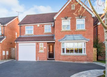 Thumbnail 4 bed detached house for sale in Fow Oak, Coventry