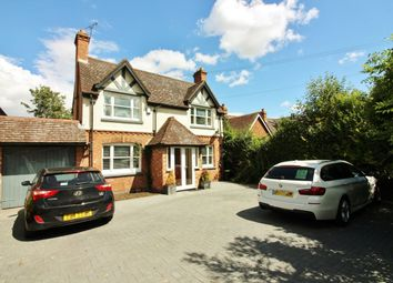 Thumbnail 4 bed detached house for sale in Rouncil Lane, Kenilworth