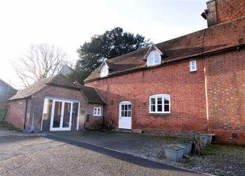 Thumbnail 1 bedroom detached house to rent in Beedon, Newbury