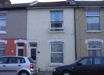 Thumbnail 3 bedroom terraced house to rent in Havant Road, Portsmouth