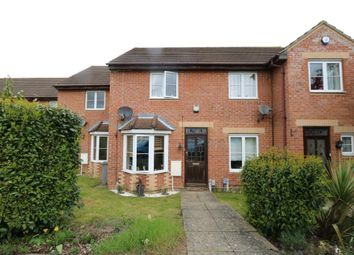 Thumbnail 2 bed terraced house for sale in Odin Close, Bedford