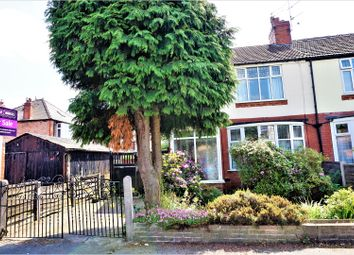 Thumbnail 3 bed semi-detached house for sale in Withnell Road, Manchester
