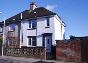 Thumbnail 3 bed semi-detached house for sale in Brighstone Road, Portsmouth, Hampshire