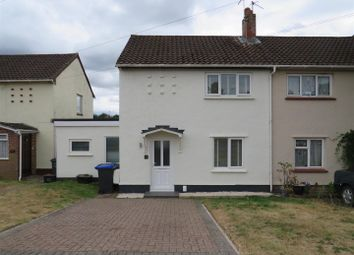 Thumbnail 2 bed semi-detached house for sale in Bishopdown Road, Salisbury