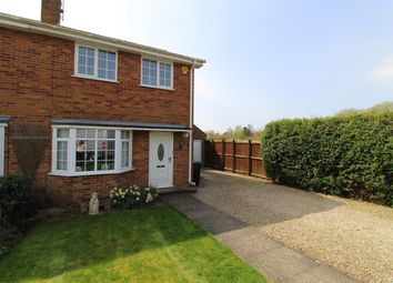 Thumbnail 3 bed semi-detached house to rent in Shire Road, Thirsk