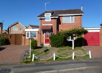 Thumbnail 3 bed detached house for sale in Beverley, Swindon