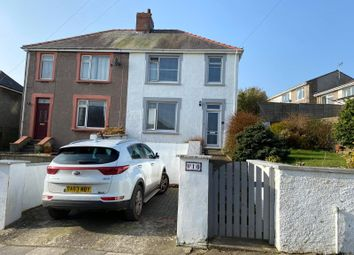 Thumbnail 3 bed semi-detached house for sale in Chapel Street, Hakin, Milford Haven