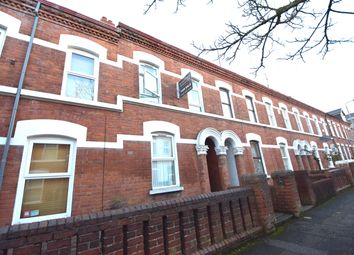 Thumbnail 3 bed terraced house for sale in Agincourt Street, Belfast