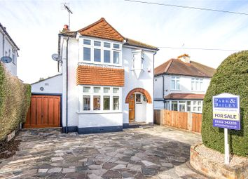 4 bed detached house for sale in Hillcrest Road, Whyteleafe, Surrey CR3